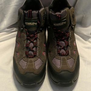 Outdoor Life Lewis Leather Hiking shoes